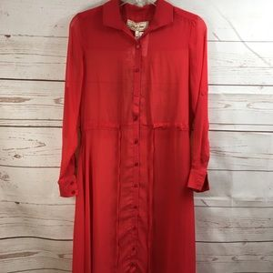 Sheryl Crow Sheer Dress Cover up